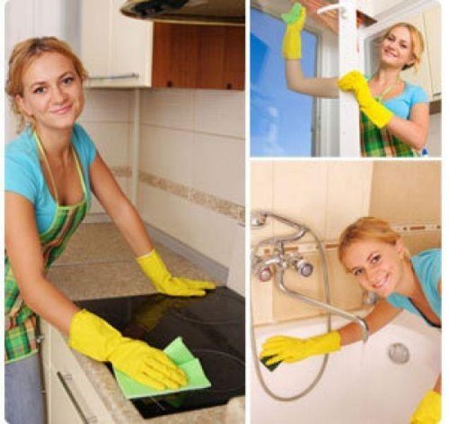 Как сделать быструю уборку в квартире