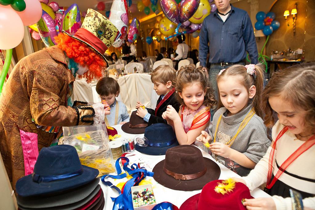 Детские аниматоры на праздник день рождения ребенка в