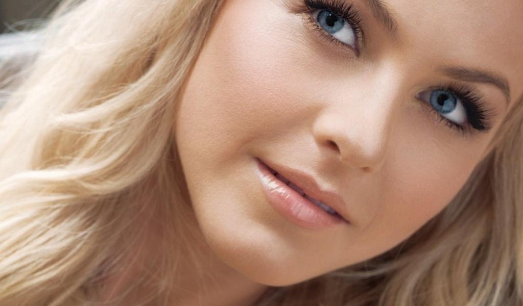 Как сделать макияж для светлых волос