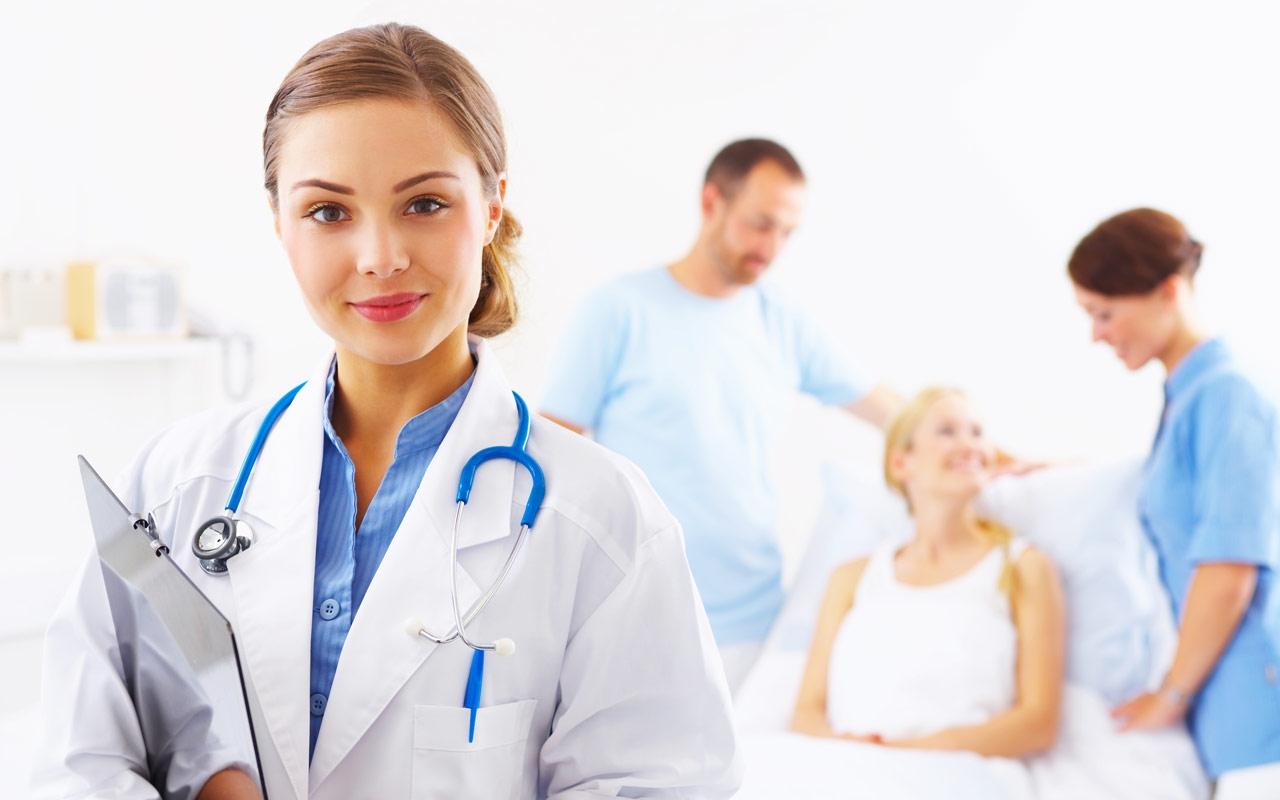 Онлайн у гинеколога