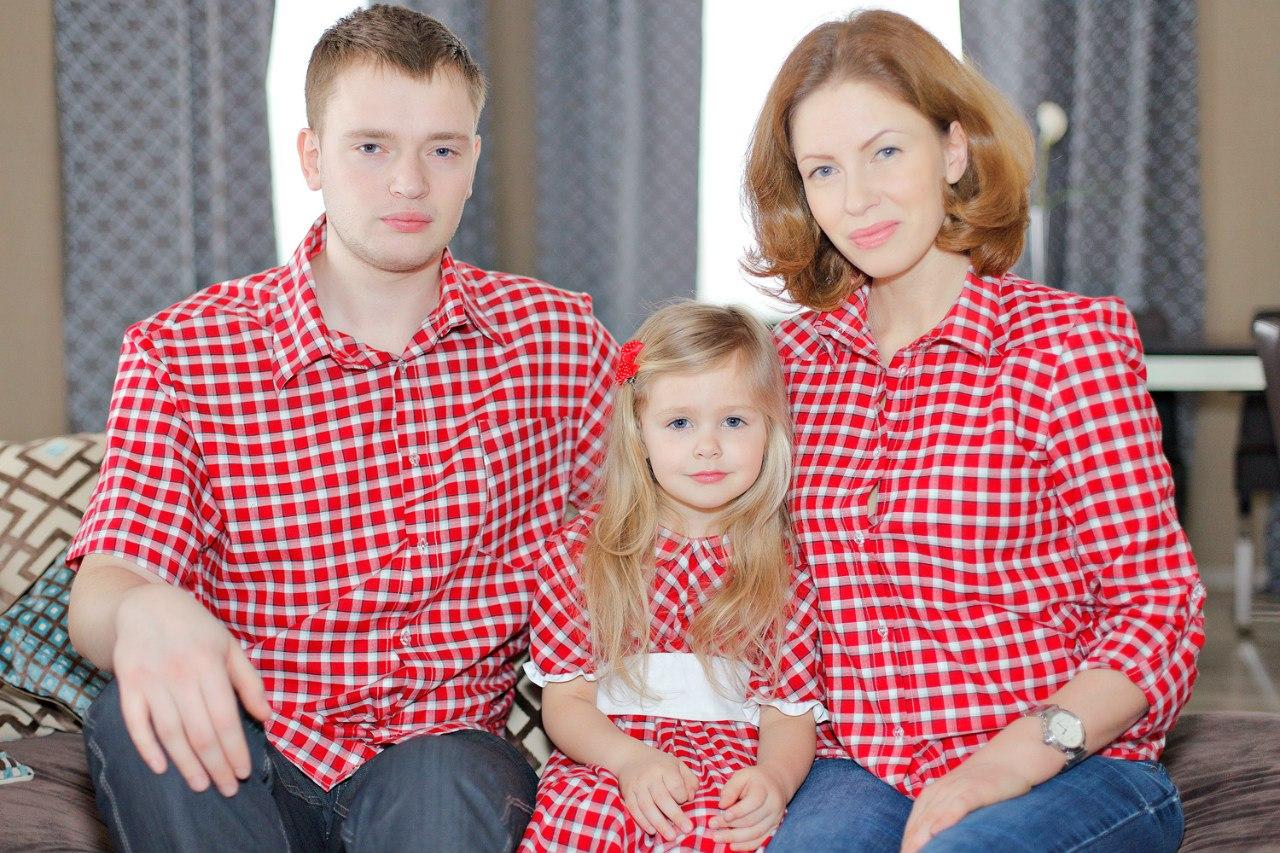 5ba7a905500 Одежда Для Всей Семьи Одинаковая Фото