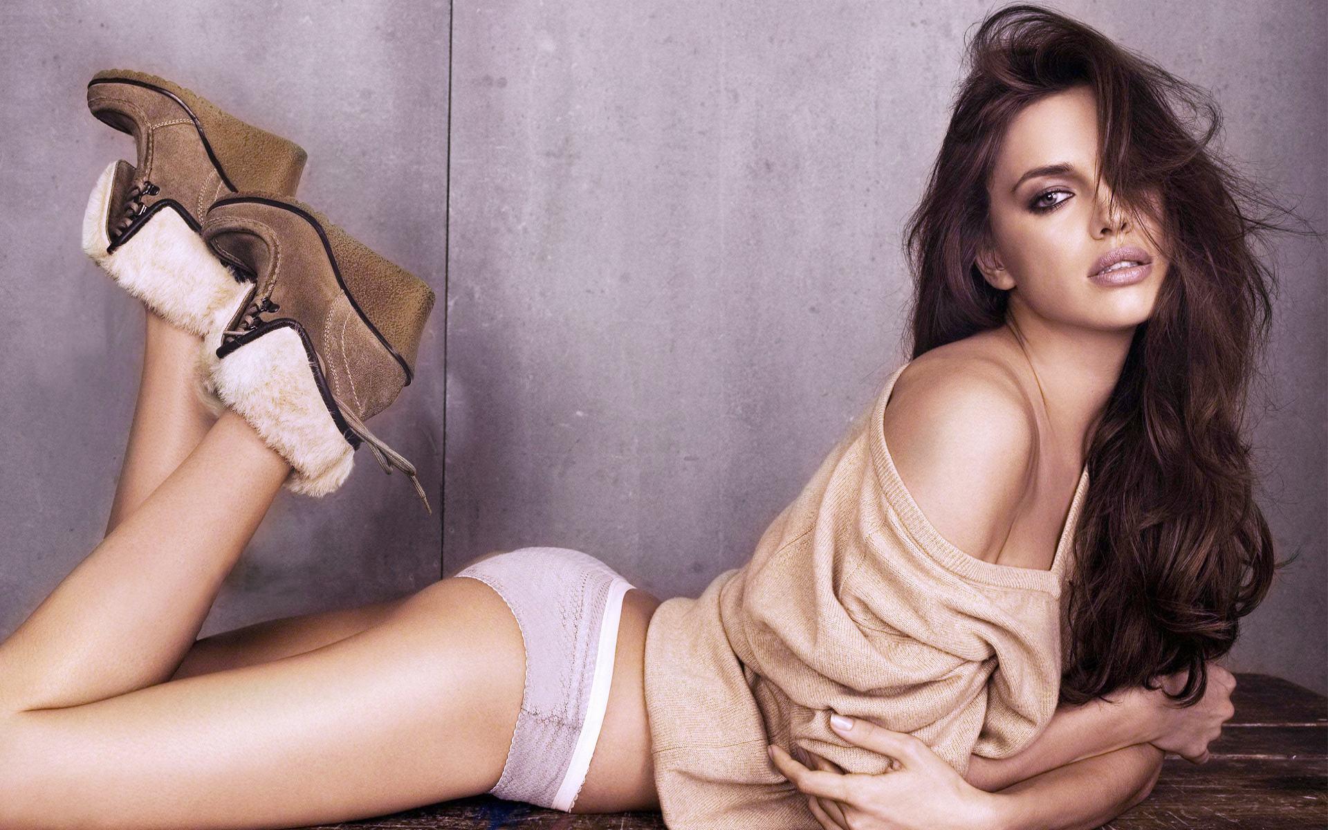 Самая красивая женщина в сексе