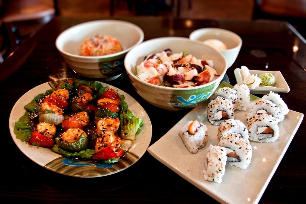 Японская кухня рецепты с