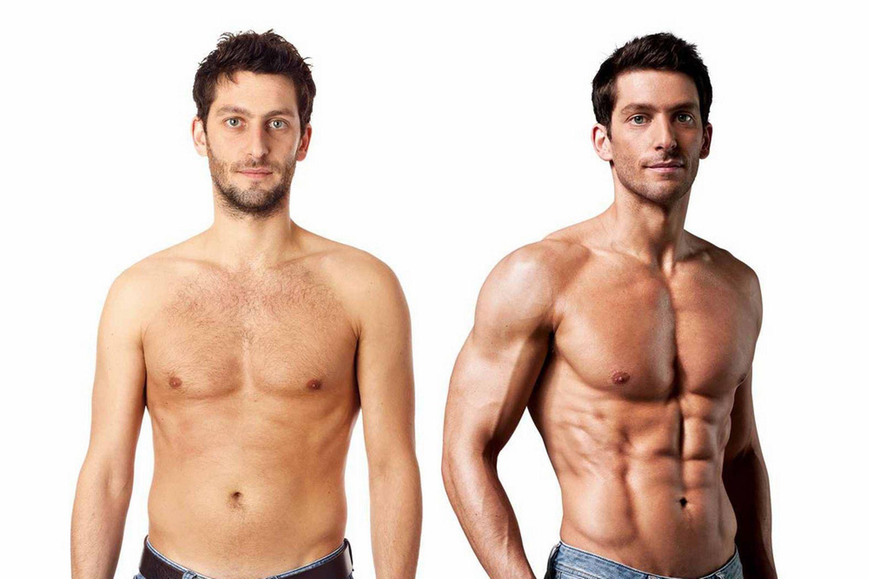 Как сделать свое тело рельефным мужчине