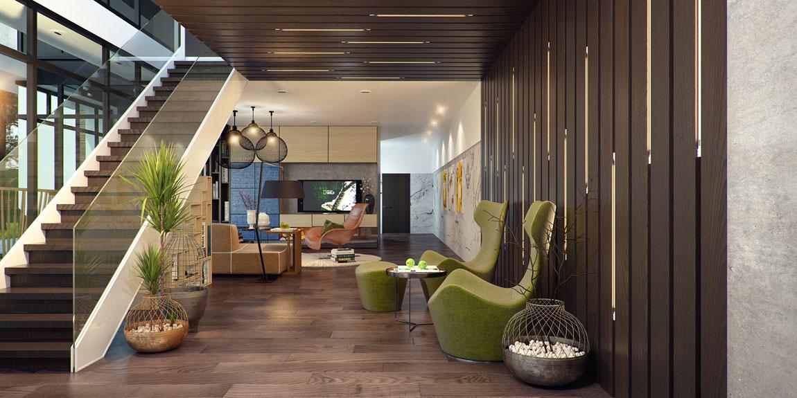 Дизайн столовой, фото 2015 Современные идеи интерьеров