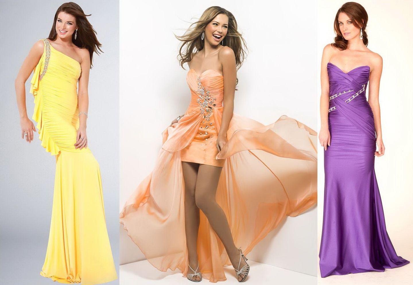 К чему снится платье выпускное платье