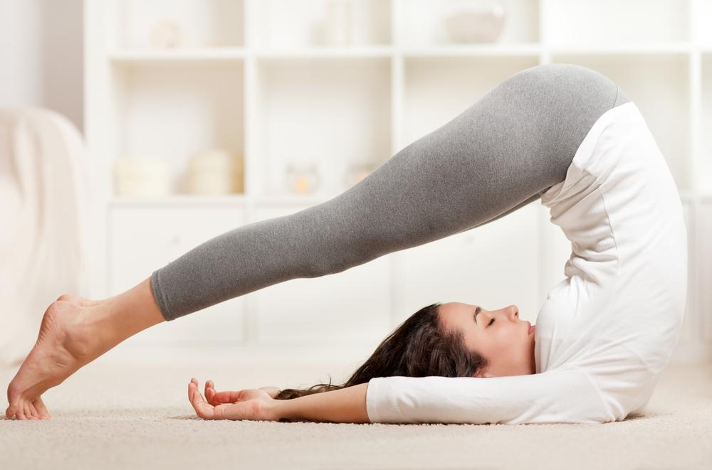 Йога не поможет похудеть